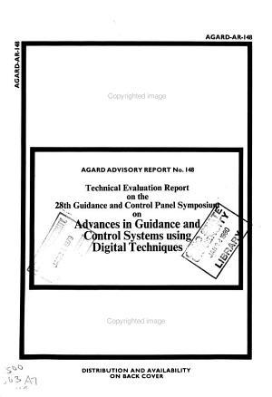 AGARD Advisory Report