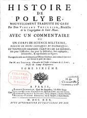 Histoire de Polybe,