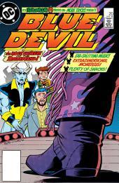 Blue Devil (1984-) #20