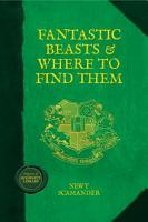 Fantastic Beasts   where to Find Them PDF