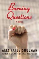 Burning Questions PDF