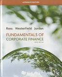 Fundamentals of Corporate Finance Alternate Edition PDF