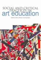 Social and Critical Practice in Art Education PDF