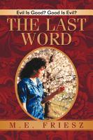 The Last Word PDF