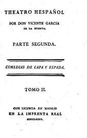 La Drama Duende ...: 2 : Comedias de Capa y Espada ; 2