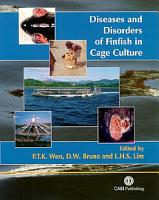 Diseases and Disorders of Finfish in Cage Culture PDF