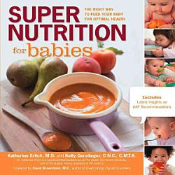 Super Nutrition For Babies Book PDF