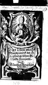 Das Leben unnd Wunderwerck des H. Augspurgischen Bischoffs Simperti