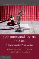 Constitutional Courts in Asia PDF