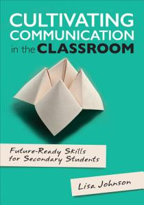 Cultivating Communication in the Classroom PDF