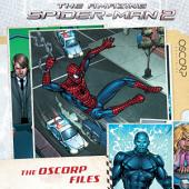 The Amazing Spider-Man 2: The Oscorp Files: A Marvel Storybook with Audio