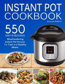 Instant Pot Cookbook Book PDF