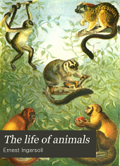 The life of animals: the mammals