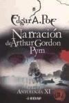 Narración de Arthur Gordon Pym: Antología XI