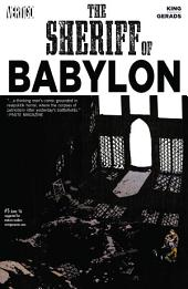 Sheriff of Babylon (2015-) #5