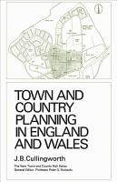 Town and Country Planning in England and Wales PDF