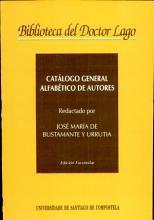 Catalogo de la Biblioteca Del   Doctor Lago  PDF