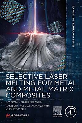 Selective Laser Melting for Metal and Metal Matrix Composites