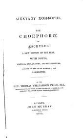 Choephoroeof Aeschylus