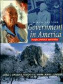 Government in America