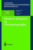 Modern Advances in Chromatography