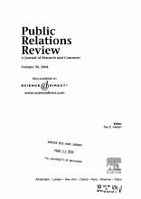 Public Relations Review PDF