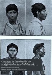 Catálogo de la colección de antigüedades huavis del estado de Oaxaca existente en el Museo n. de México: formado por el profesor de etnología dr. Nicolás León