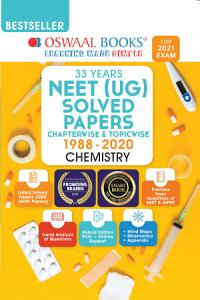 Oswaal NEET  UG  Solved Papers Chapterwise   Topicwise Chemistry Book  For 2021 Exam  PDF