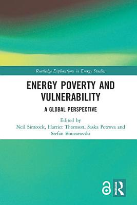 Energy Poverty and Vulnerability