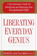 Download Liberating Everyday Genius Book
