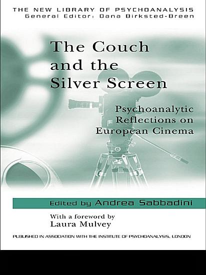 The Couch and the Silver Screen PDF
