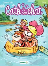 Cath et son chat -