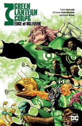 Green Lantern Corps: Edge of Oblivion Vol. 1