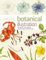 Botanical Illustration The Next Ten Lessons  Colour and Composition PDF