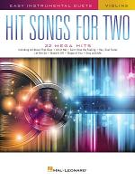 Hit Songs for Two Violins   Easy Instrumental Duets PDF