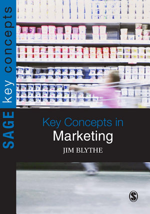 Key Concepts in Marketing PDF