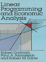 Linear Programming and Economic Analysis PDF