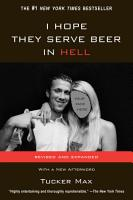 I Hope They Serve Beer In Hell PDF