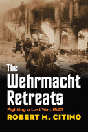 The Wehrmacht Retreats PDF