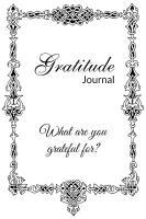 Gratitude Journal PDF