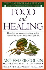 Food and Healing Book