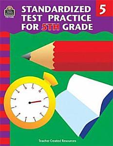 Standardized Test Practice for 5th Grade PDF