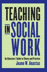 Teaching In Social Work Book PDF