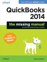 QuickBooks 2014  The Missing Manual PDF