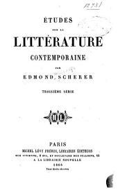 Études sur la littérature contemporaine: Volume3