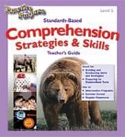 Practice with Purpose  Standards Based Comprehension Strategies   Skills Grade 1  Binder with Transparencies  PDF