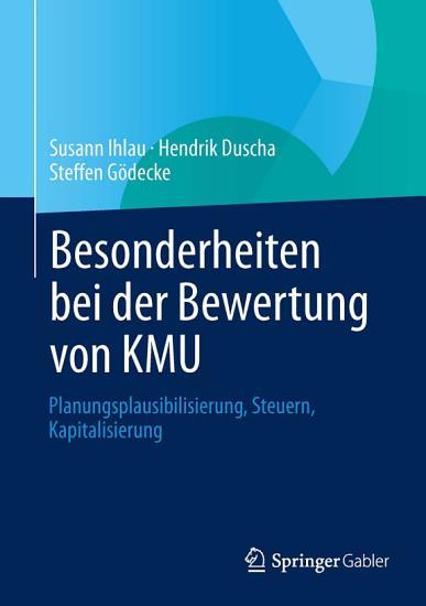 Besonderheiten bei der Bewertung von KMU PDF