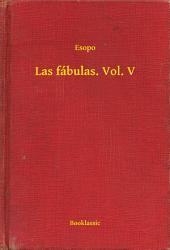 Las fábulas: Volumen 5