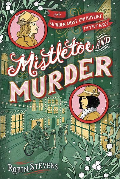 Download Mistletoe and Murder Book