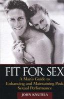 Fit for Sex PDF